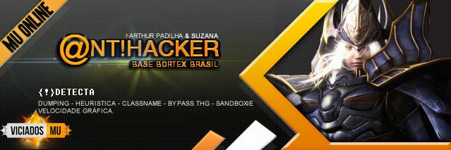 <h1>AntiHacker mu online 2021, base antihacker BorteX Brasil, baixar antihacker para mu online server.</h1>