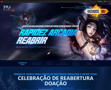 <h1>Introdução Arcadia Mu Online.</h1>
