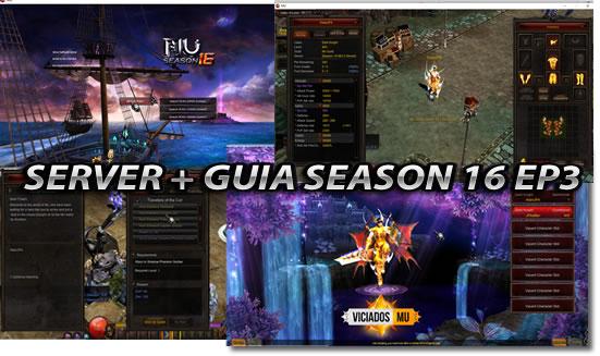 <h1>Baixar Season 16.3 ViciadosMU , 2021 Criar servidor de Mu Online Season 16.</h1>