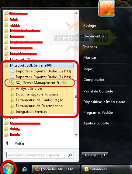 Configurando SQL 2008 Confgsql2008a