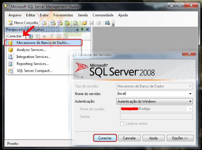 Configurando SQL 2008 Confgsql2008b