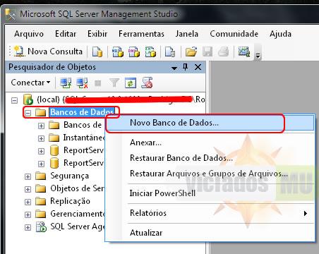 Configurando SQL 2008 Confgsql2008c