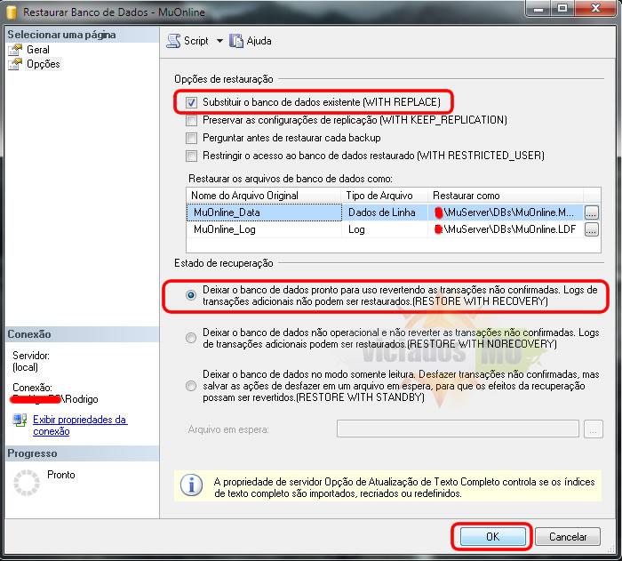 Configurando SQL 2008 Confgsql2008n